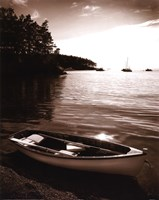 "Sucia Island by Douglas Peebles - 22"" x 28"""