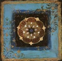 Exotic Medallion II Fine Art Print