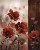Wild Poppies II Fine Art Print