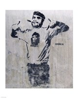 Che and Fidel, Norway Fine Art Print