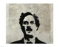 John Clesse graffiti Fine Art Print