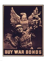 Buy War Bonds - various sizes