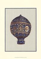 Vintage Ballooning I Fine Art Print