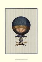 Vintage Ballooning III Fine Art Print