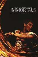 "Immortals - Theseus - 22"" x 34"""