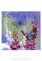 Butterflies Inspire IV Fine Art Print