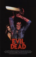The Evil Dead Wall Poster