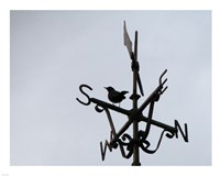 Weathervane on the McKee Clock, Bangor - various sizes - $12.99