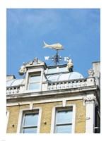 Old Billingsgate London Weathervane - various sizes