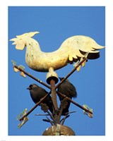 Weathervane, Holy Trinity Church - various sizes - $12.99