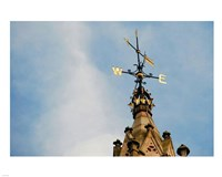 Weathervane, Belfast - various sizes - $12.99