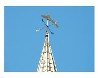 Weathervane, St Patrick's Church, Armoy Fine Art Print