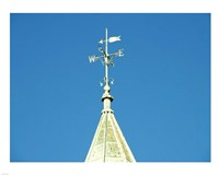 Weathervane, Newcastle Fine Art Print