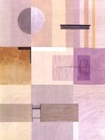 "Lavender Essence I by Pablo Esteban - 12"" x 16"""