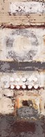 "Sometimes Silence II by Jada - 12"" x 36"""