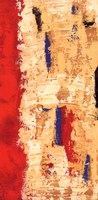 Red Confusion II Fine Art Print