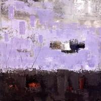 Purple Fusion III Fine Art Print