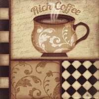 Rich Coffee Fine Art Print