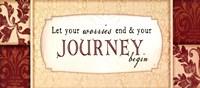 Journey Begin