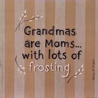 Grandmas Framed Print