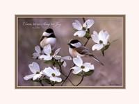 Sing For Joy Fine Art Print