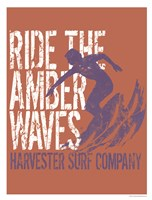 Amber Waves Fine Art Print