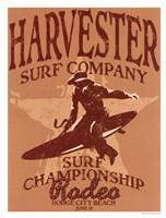 Harvester Fine Art Print