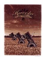 Tractor Field Fine Art Print