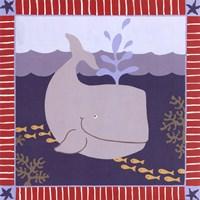 Whale I Fine Art Print