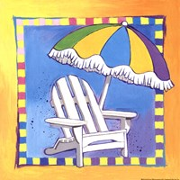 "8"" x 8"" Beach Chair Pictures"