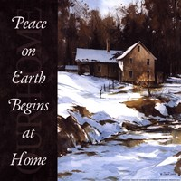 Peace on Earth Fine Art Print