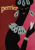 Perrier Fine Art Print