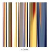 Glissando Square II Fine Art Print