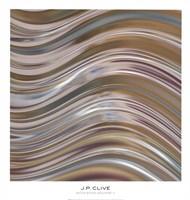 Ecco Echo Square II Fine Art Print