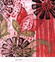"Chocolate-Covered Cherries II by Kate Birch - 12"" x 13"""