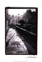 Parisian Walkway I Fine Art Print