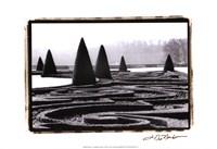 "Palace of Versailles Garden I by Laura Denardo - 19"" x 13"""