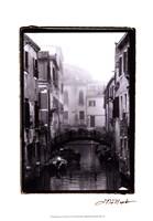 Waterways of Venice II Framed Print