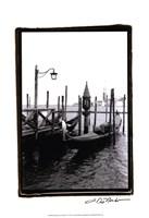 "Waterways of Venice IV by Laura Denardo - 13"" x 19"""