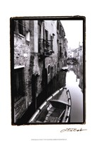 Waterways of Venice V Fine Art Print