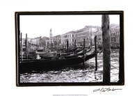 Waterways of Venice IX Framed Print