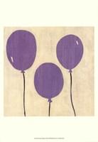 Best Friends- Balloons Fine Art Print
