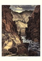 "Weber Canyon - 13"" x 19"""