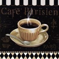 Cafe Parisien I Fine Art Print