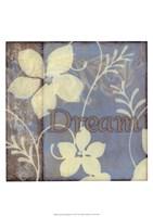 Ornamental Inspiration I Framed Print