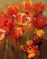 Tulips in the Midst II Fine Art Print
