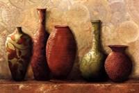 Amalfi - Recolor Fine Art Print