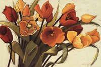 Tulip Time Fine Art Print