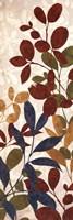 Leaves of Color I Fine Art Print