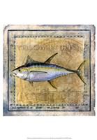 Ocean Fish XII Fine Art Print
